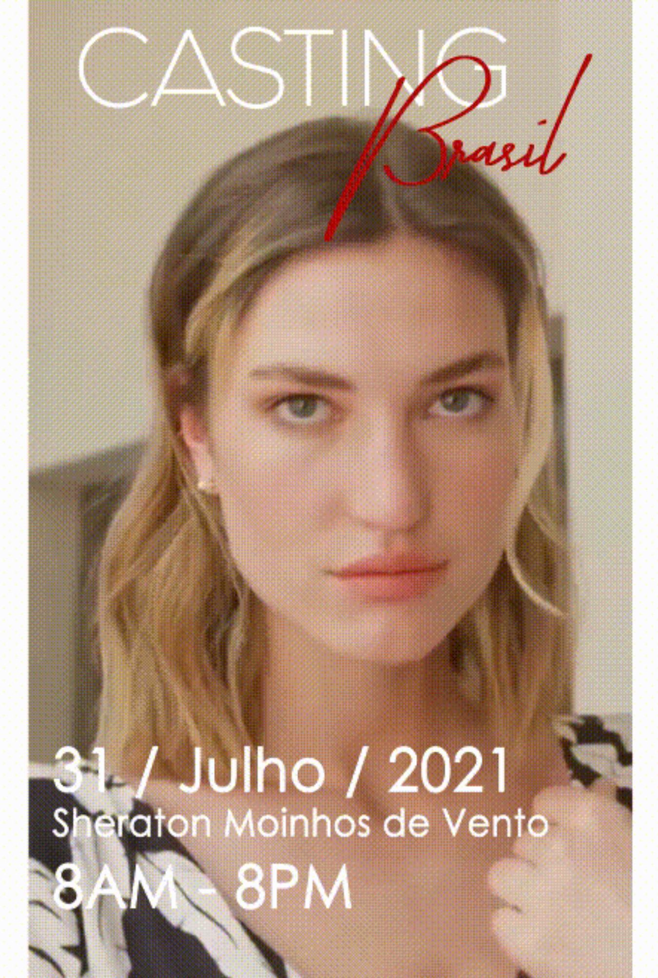 Agora é o momento do Brasil para nosso casting!!